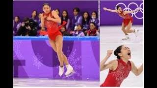 Mirai Nagasu The insanely difficult feat of the triple axel, broken down