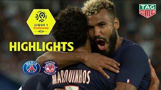 Paris Saint-Germain - Toulouse FC ( 4-0 ) - Highlights - (PARIS - TFC) / 2019-20