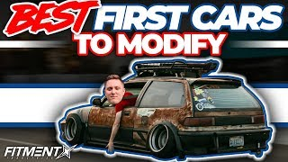 5 of The Best First Cars to Modify