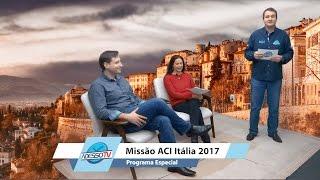 Fatos & Debates Missão ACI Itália 2017