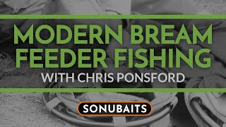 Thumbnail image for MODERN BREAM FEEDER FISHING TACTICS with Chris Ponsford.