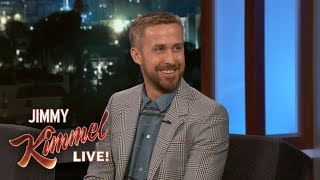 Ryan Gosling on His Mom's Wedding