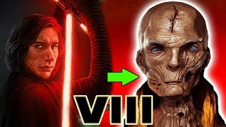 Snoke's BIG Scene Was ALL PLANNED (SPOILERS) - Star Wars The Last Jedi Theory Explained