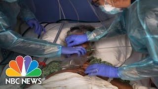 U.S. Covid-19 Death Toll Nears 400,000   NBC Nightly News