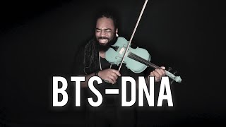 "CRAZY K-POP VIOLIN! ​BTS (방탄소년단) ""DNA"" (DSharp)"