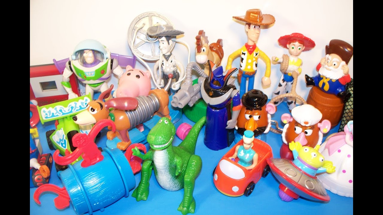 Mcdonalds Toy Story Toys 16