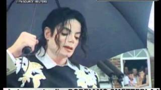 MICHAEL JACKSON DISCORSO ALL'EXETER CITY FOOTBALL CLUB - 2002 (SOTTOTITOLI ITALIANO)