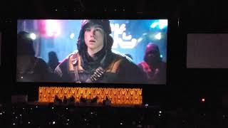 Star Wars Jedi: Fallen Order Trailer Reveal and crowd reaction.