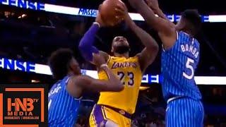 Los Angeles Lakers vs Orlando Magic 1st Half Highlights   11.17.2018, NBA Season