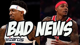 Bradley Beal Is Not Happy With The Wizards | NBA News