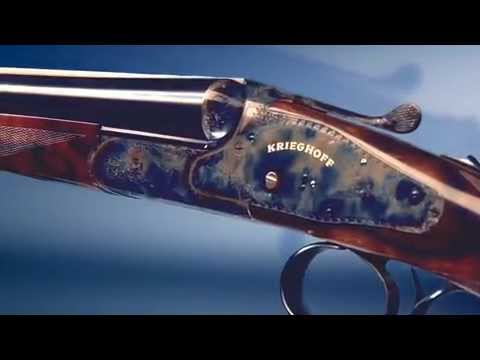Krieghoff: Essencia Side-by-Side Sidelock Shotgun