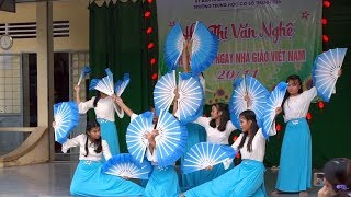 Hội Thi Văn Nghệ Mừng Ngày Nhà Giáo Việt Nam 20/11