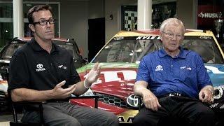 Toyota Masters of the Wheel: Joe and JD Gibbs