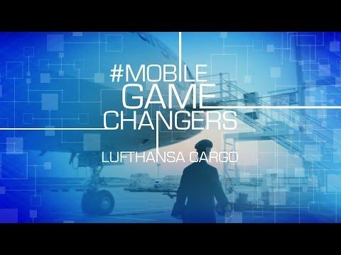 Lufthansa Cargo #MobileGameChanger