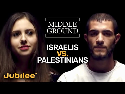 Can Israelis and Palestinians See Eye to Eye? || Creators for Change