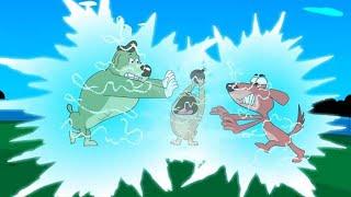 Rat-A-Tat | Chotoonz Kids Funny Cartoon Videos | 'Bodybuilding Jumpers'