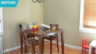 Dining Room Makeover Ideas – IKEA Home Tour (Episode 201)