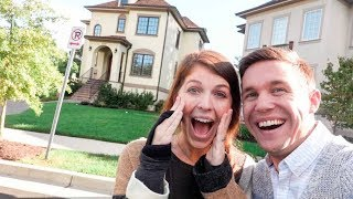 Shopping for our NEW HOME in DC! // House Tours