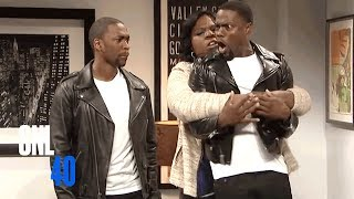 Kevin Hart's Son - SNL