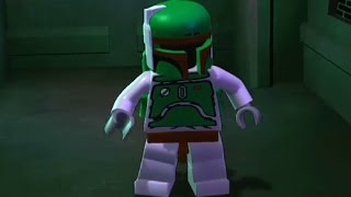 LEGO Star Wars: The Complete Saga - Blue Minikit Guide #8 - Chapters 4-6 (Episode IV)