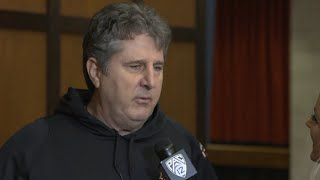Washington State's Mike Leach surprised by viral wedding advice, ready for rival Washington