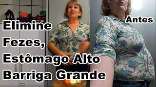 Eliminar Estômago Alto e Barriga Grande em 1 Dia