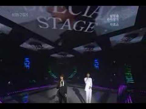 Shin Hyesung n Kim Dongwan Special Stage