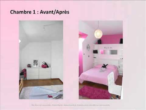 D co chambres youtube Chambre d ado fille 12 ans
