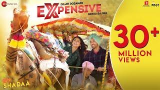 Expensive – Diljit Dosanjh – Shadaa