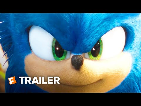 Sonic the Hedgehog NEW Trailer (2020)