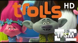 """DreamWorks Animation's ''Trolls Music Video"""" - CAN'T STOP THE FEELING! - Justin Timberlake"""