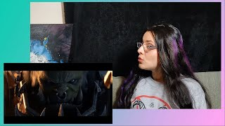 Darkcat reacts - World of Warcraft Old Soldier and Lost Honor Cinematics