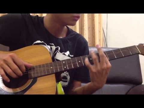 练习爱情 (王大文 feat Kimberley 陈芳语)吉他演奏(完整版) guitar cover by Haij