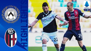 Udinese 1-1 Bologna | Points Shared in Udine | Serie A TIM