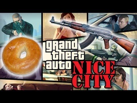 GRAND THEFT AUTO: NICE CITY!
