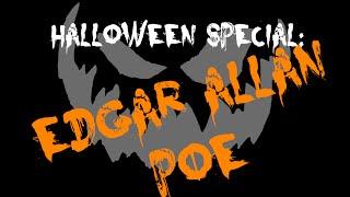 Halloween Special: Edgar Allan Poe