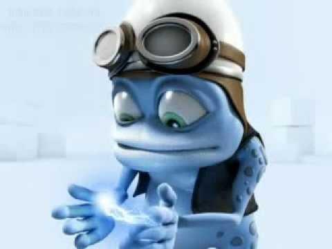 crazy frog - electro