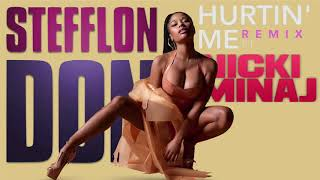 Stefflon Don, Nicki Minaj - Hurtin' Me (Remix)