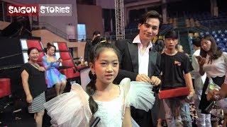 Quán quân bé Minh Tâm và Ali Hoàng Dương nói gì sau chiến thắng sát nút | Chung kết The Voice Kids