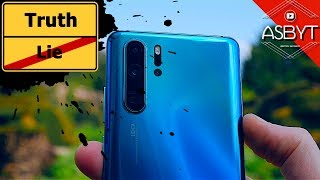 Huawei P30 Pro The TRUTH! Overhyped? Review After 1 Month!