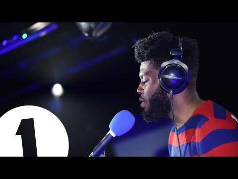 Khalid - Location - Radio 1's Piano Sessions