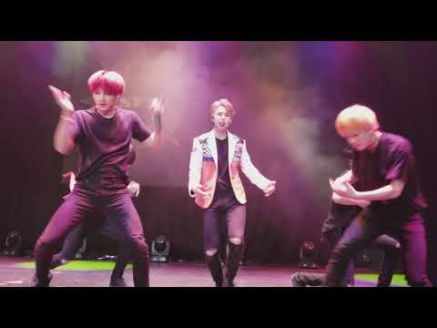 K.O and Jungle Game - SF9 Be My Fantasy in Boston