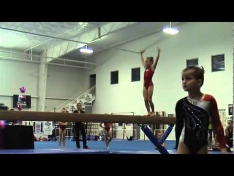 Baixar Kaylee Funk Level 4 2014 7 years old 1st Place Beam 9.6