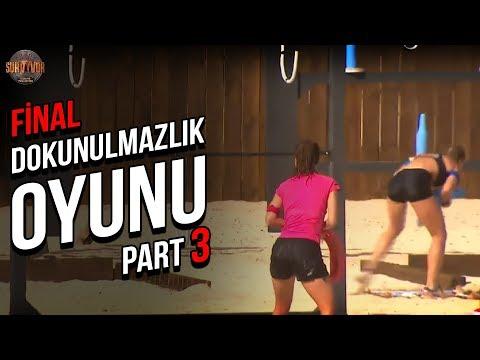 Final Dokunulmazlık Oyunu 3. Part   18. Bölüm   Survivor Türkiye - Yunanistan