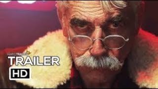 THE MAN WHO KILLED HITLER AND THEN THE BIGFOOT trailer 2018   BLUE GHOST