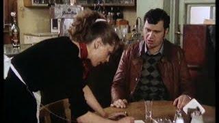 Gerhard bei Evelyn im Wirtshaus