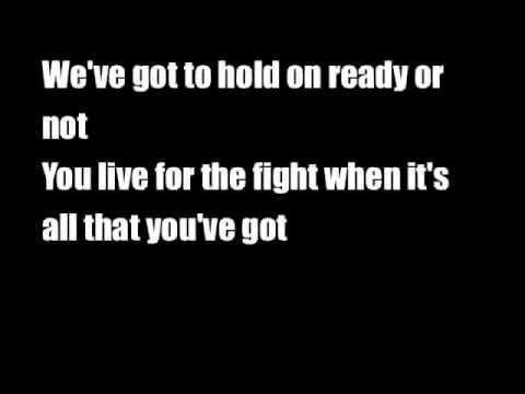 Glee Cast - Start Me Up/ Livin On A Prayer - (Lyrics On Screen)