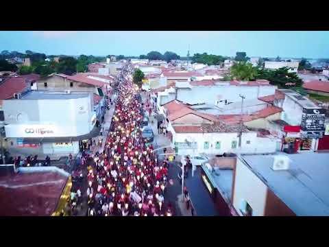 Cerimônia de posse do prefeito de Bacabal
