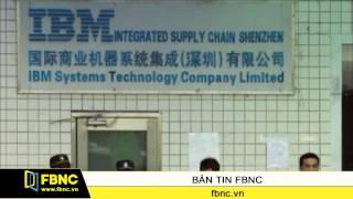 DN Mỹ tại Trung Quốc bị ảnh hưởng khi hai bên bất đồng vì an ninh mạng
