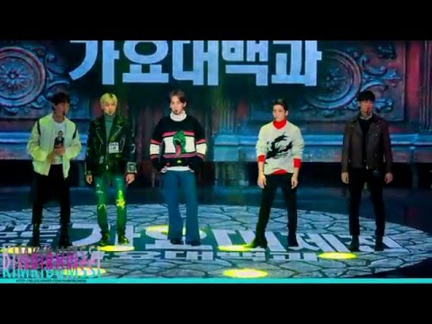 [4K] 151231 MBC 가요대제전 SHINee _ View